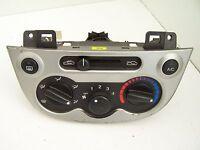 Chevrolet Matiz Heater controls (2005-2009)
