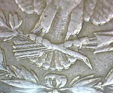 1901 Morgan Dollar ICG VF-30; VAM-3, D.D.R., Top 100; Shifted Eagle