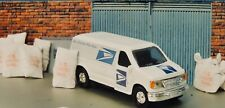 ONE FORD Postal Service Truck (O) Scale 4 1/2'' in Length New no box! !