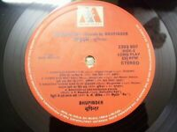 BHUPINDER UTTAM SINGH SHABNAM GHAZALS 1982 RARE LP RECORD india hindi GHAZAL EX