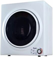 Panda Portable Compact Laundry Dryer, 3.5 cu.ft, 13lbs Capacity, Black and White