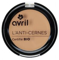 AVRIL COSMETICS NATURAL PRESSED POWDERS (Certified ORGANIC) 4 SHADES