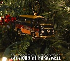'69 '70 Custom Volkswagen T1 T2 Bus Van Christmas Ornament VW Samba 1/64th Kombi