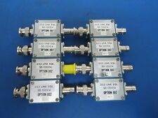 Lot of 8 Harris Ds3 Line Eql. 1-Sd-103514 Opt 002 7-Sd-100278