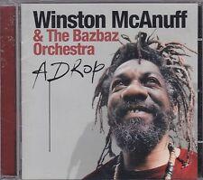 WINSTON McANUFF & THE BAZBAZ ORCHESTRA - a drop CD