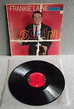 FRANK LAINE ROCKIN 1957 Columbia 6 Eye LP Jazz Bebop CL975 PAUL WESTON ORCHESTRA
