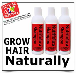 BEST REGROWTH FOR HAIR LOSS SHAMPOO - guaranteed growth regrow widows peak crown