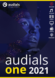 Audials One 2021 / KEY (ESD)