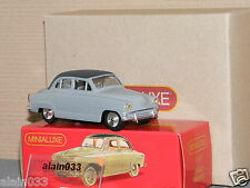 Simca Aronde dinky car designed by Minialuxe France 1/43è Ref 22_3