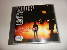 Cd   Gary Moore  – Back On The Streets