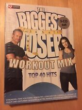 THE BIGGEST LOSER Workout Mix Top 40 Hits  3 CD Set 2010 BRAND NEW & SEALED
