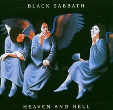 BLACK SABBATH - HEAVEN & HELL (JEWEL CASE CD)  CD NEU