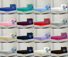 Bunk Bed Fitted Sheet 2 Foot 6 Inch Small 75cm x 190cm Or Pair Of Pillow Cases