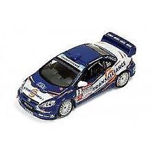 Voitures de rallye miniatures pour Peugeot
