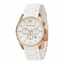 Original Emporio Armani Herren Uhr Armbanduhr AR5919 Chronograph Neu & Ovp