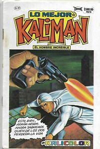 Lo Mejor de Kaliman - Kalicolor #86 -  Mexico