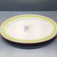 Pablo Picasso Dinnerware Serving Platter Porcelain 14 x 10 Lines