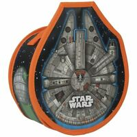 Neat-Oh Star Wars Millennium Falcon Zipbin Case and Race Play Mat