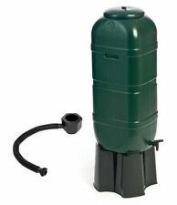 Slimline Water Butt Made of Polypropylene - 100 Ltr | Warranty | RRP £31.94