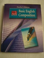 AGS Basic English Composition Teacher's Edition ISBN# 0785429263 2003 Edition