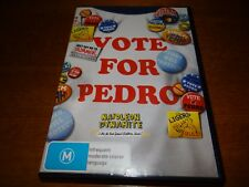 VOTE FOR PEDRO DVD *LIKE NEW*