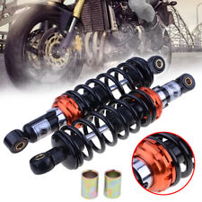 11'' 280mm Air Shock Absorbers Suspension For ATV Motorcycle Dirt Left+Right