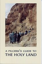 A Pilgrim's Guide to the Holy Land for Orthodox Christians w/Maps -Paperback-NEW