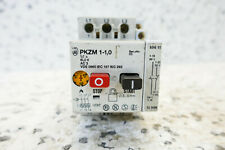 3x Eaton Moeller PKZM 0-1 moteur disjoncteur-Set of 3