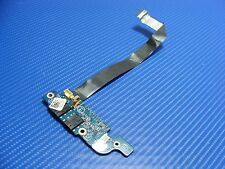 "Dell XPS 15z L511z 15.6"" Audio Jack Sound Board w/Cable DA0SS8ABAE0 FWN5J ER*"