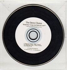 (ET511) The Dawn Chorus, Relatively Young & Quite In Love - 2010 DJ CD