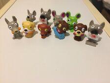 the ugglys pet shop 10 piece figure bundle series one