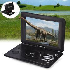 "Portable 13.9"" LCD Car FM/TV/DVD Player Swivel Screen with Remote +Game Handle"
