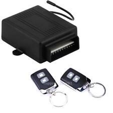 Universal Car Remote Control Central Door Lock Locking Keyless Entry System Kits