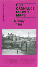 OLD ORDNANCE SURVEY MAP TENBURY 1902