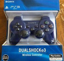 Sony PS3 Wireless  Dualshock 3 Controller - Blue