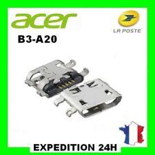 """Acer Iconia One 10"""" B3-A20 Connecteur de charge Micro USB VENDEUR PRO"""