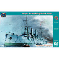 Scale 1:400 Aurora Russian Soviet Navy Protected Cruiser Model Kits