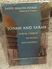 Jonah and Sarah : Jewish Stories of Russia and America, Hardcover by Shraer-P...