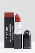 New MAC MATTE Lipstick Full Size CHILI