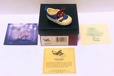 2001 Just The Right Shoe Little Sneaker 25136 New! Never Displayed! Mib!