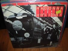 "MADONNA holiday ( pop ) 12"" uk"