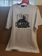 NEW WHITE  X-LARGE CLOTHING OG TEE SIZE:SMALL ((