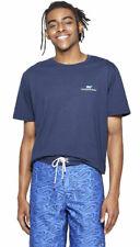 5da071f82 Men's Short Sleeve Crewneck T-Shirt - Navy - vineyard vines® for Target