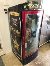 5ft tall Rockstar Fridge - Needs Service