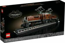 Lego Creator Expert Crocodile Locomotive 2020 (10277) Set 5