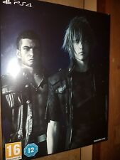 Final Fantasy XV/ 15: Ultimate Collector's Edition (Sony PlayStation 4, 2016)