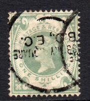 Great Britain 1/- Victoria  c1887-92 Used Stamp (2715)