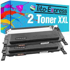 2 Toner XXL Black für Samsung CLT-K4092S CLP-310 CLP-310 N CLP-315 CLP-315 N