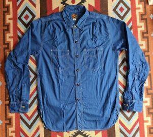 Mister Freedom MFSC Sportsman Western Working Shirt Sugar Cane RRL
