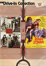 Revenge of the Virgins & Teenage Zombies DVD Vinegar Syndrome